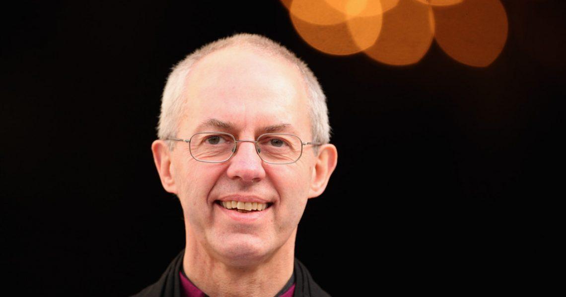 Archbishop Welby